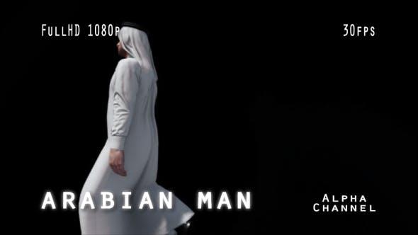Thumbnail for Arabian Man