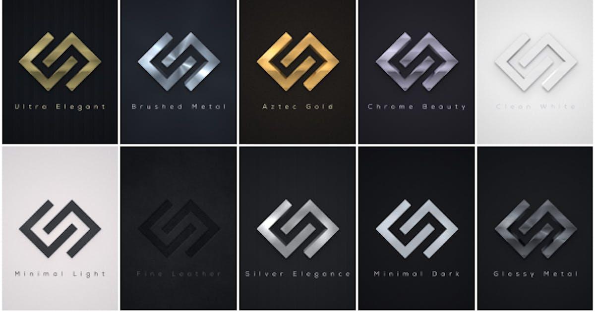 Download Elegant Logo Reveals Pack 2 by EFEKT_Studio