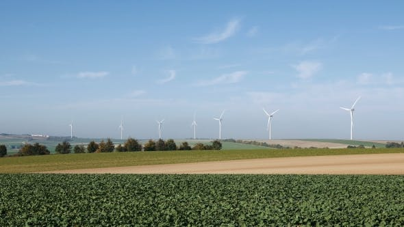 Thumbnail for Wind Turbines Renewable Energy Generation