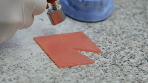 Thumbnail for Dental Technician Making of Denture in a Dental Lab