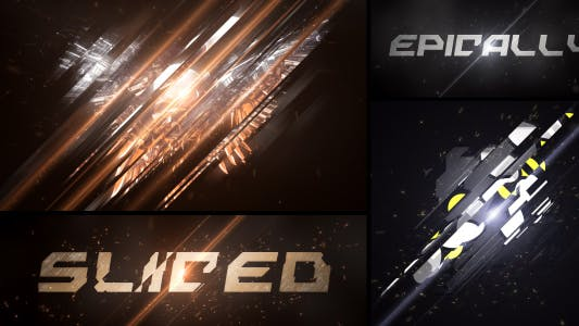 Thumbnail for Epic Sliced Logo