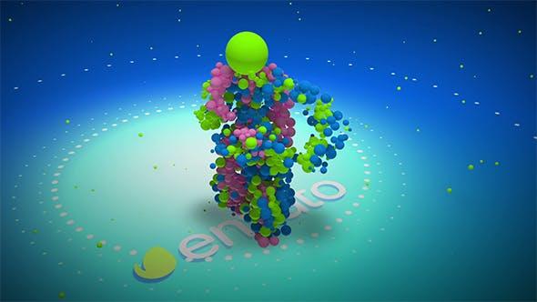 Logo Reveal Dance