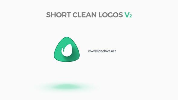 Thumbnail for Short Clean Logos V2