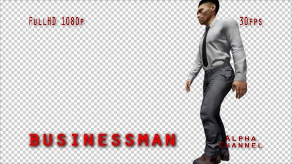 Thumbnail for Businessman