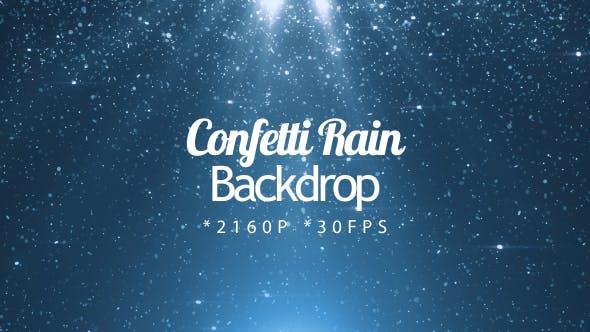Confetti Rain