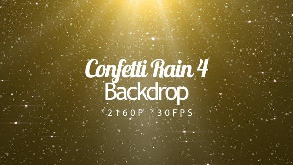 Confetti Rain 4