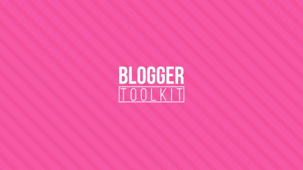 Thumbnail for Blogger Toolkit