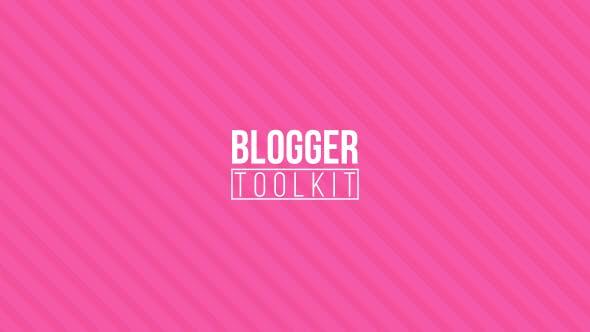 Blogger Toolkit