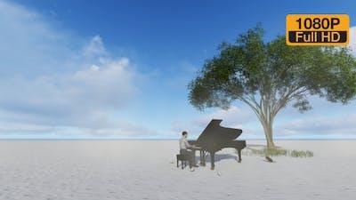 Alone Piano