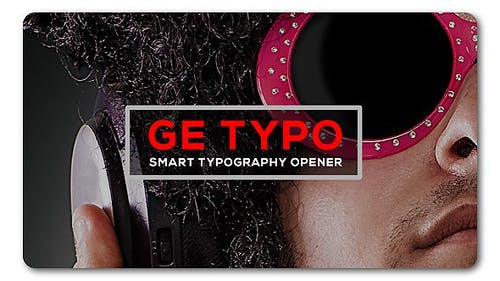 The Typo Smart Opener