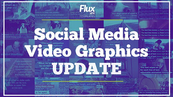 Thumbnail for Social Media Video Graphics Pack