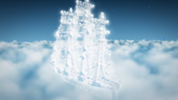 Thumbnail for The Clouds Ship Sails On The Clouds