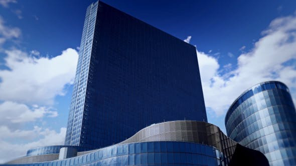 Thumbnail for Modern Office Building and Sky