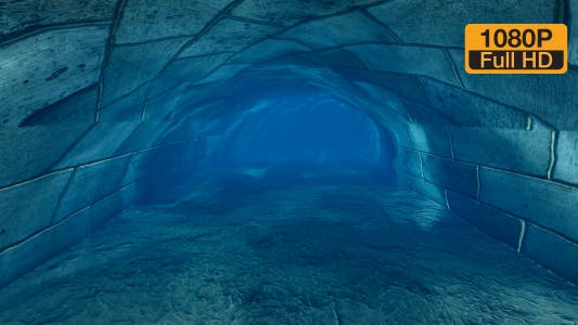 Thumbnail for Rock Tunnel with Water