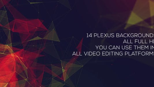 Thumbnail for Plexus Abstract Network Shapes