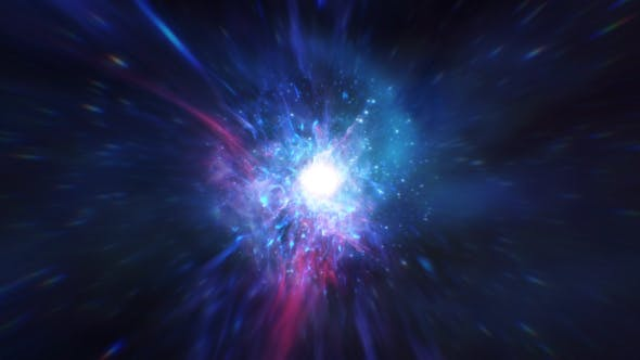 Thumbnail for Space Nebula Movement