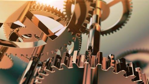 Gear System Rotation V11