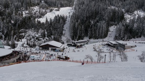 Life of the Ski Resort