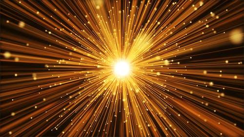Étoile éclatante