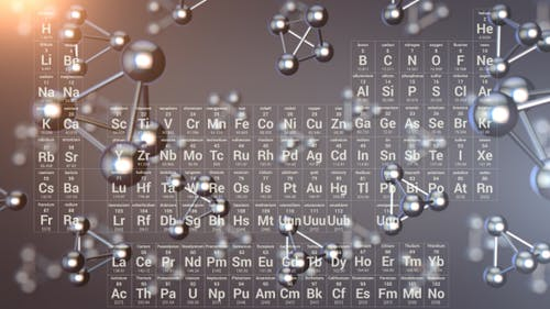 Periodic Table Of Elements Backgrounds V2