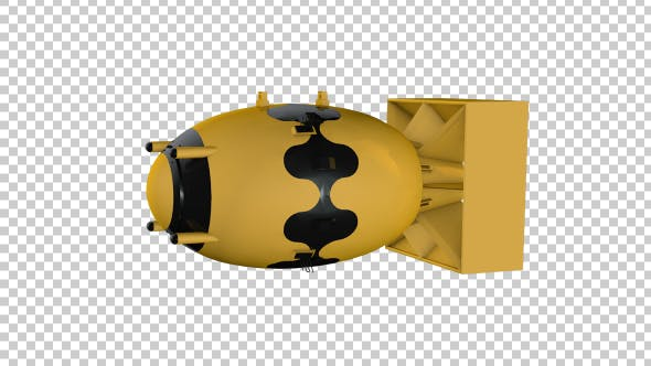Thumbnail for Fatman Atomic Bomb Transforming
