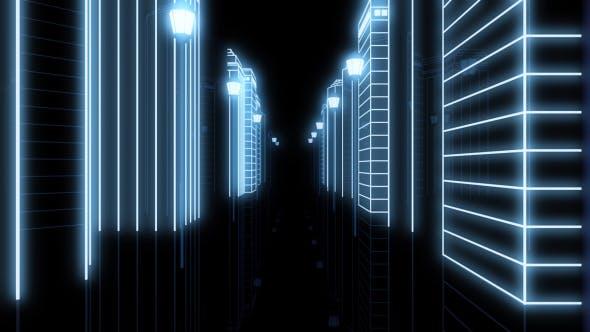 City Glow White