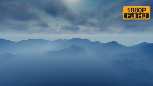 Thumbnail for Blue Foggy Mountain