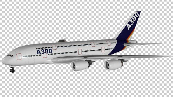 Thumbnail for Aireal A380 Transforming