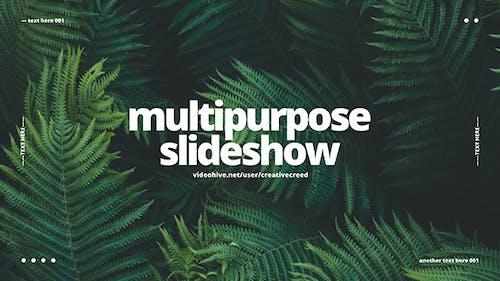 Multipurpose Slideshow / Dynamic Opener / Positive Photo Album / Travel and Journey