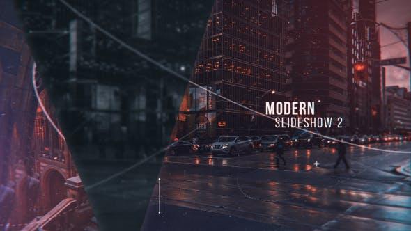 Thumbnail for Modern Slideshow 2