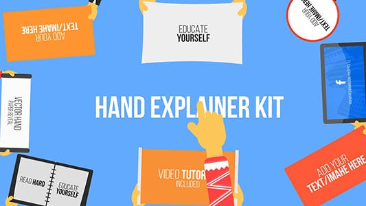 Thumbnail for Hand Explainer Kit