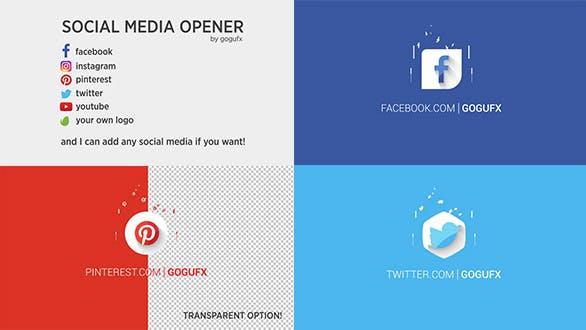 Thumbnail for Social Media Opener