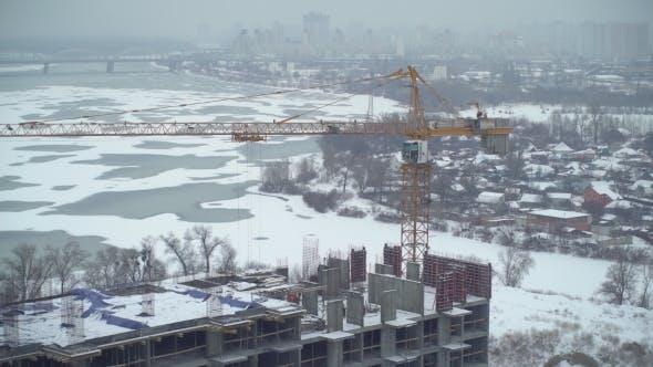 Thumbnail for Men Build Apartment House.