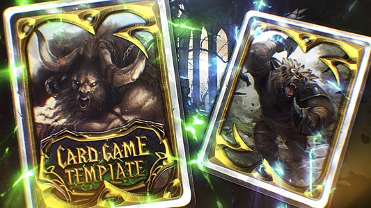 Thumbnail for Card Game Trailer