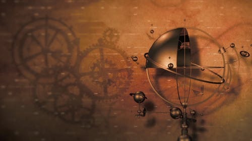Physics and Astrology Background