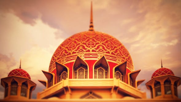 Thumbnail for Mosque And Sky