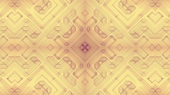 Thumbnail for Mechanical Blueprint Kaleidoscope