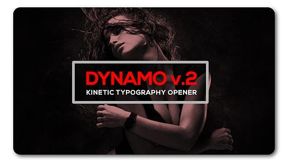 Cover Image for Dynamic Typography Opener v2