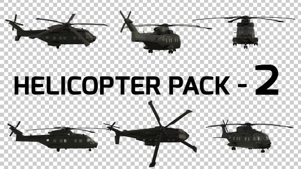 Thumbnail for Military Helicopter Pack - 2