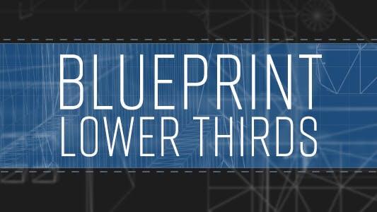 Thumbnail for Blueprint Lower Thirds