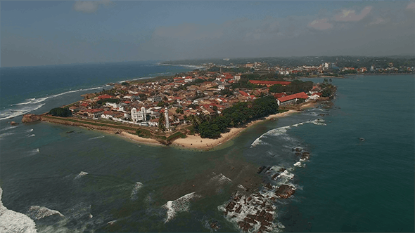 Thumbnail for High Flyover Galle Fort