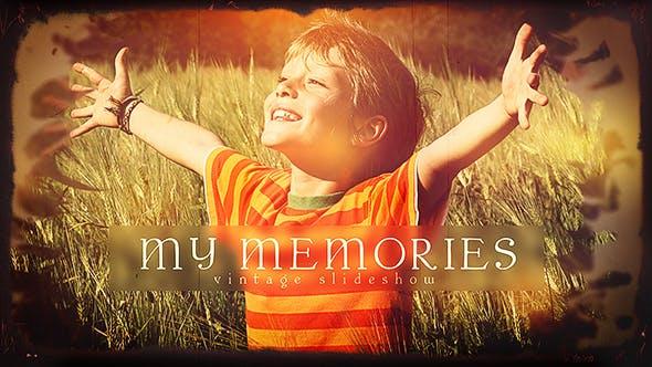 Thumbnail for Meine Erinnerungen