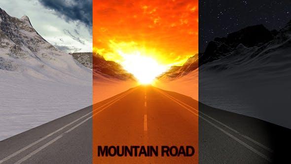 Thumbnail for Mountain Road