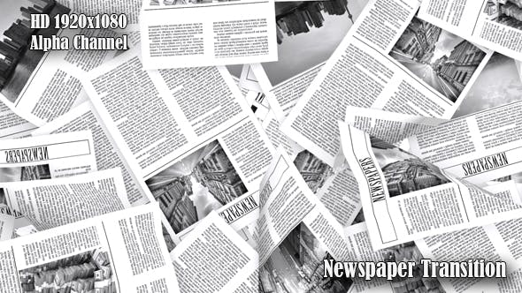 Thumbnail for Newspaper Transition