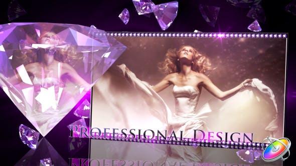 Cover Image for Diamonds Forever - Apple Motion