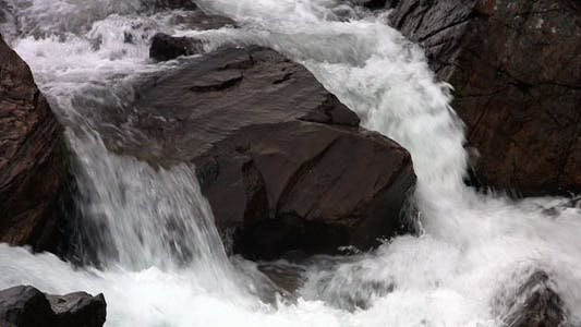 Thumbnail for Waterfalls In The Mountains