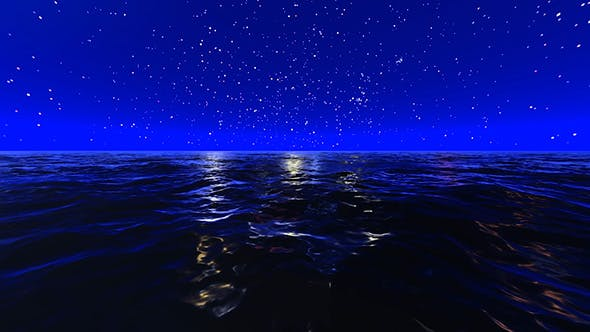Cover Image for Night Sea