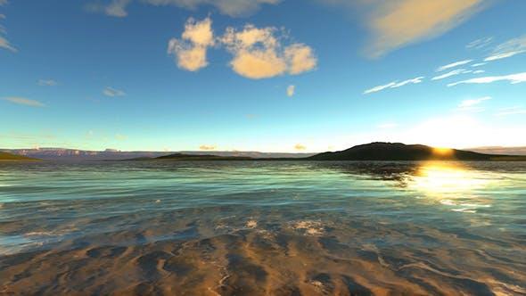 Thumbnail for Island Coast Background