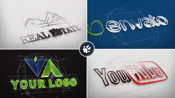 Thumbnail for Architect Sketch Logo