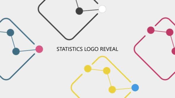 Statistics Logo Reveal